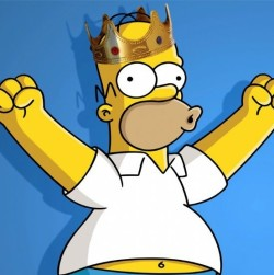 king-Homer